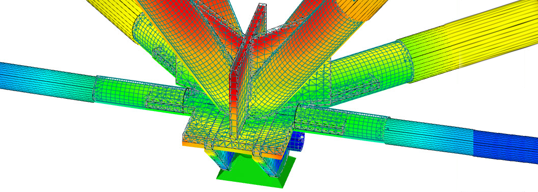 Dlubal RFEM multi-material BIM modelling & analysis - CADS India